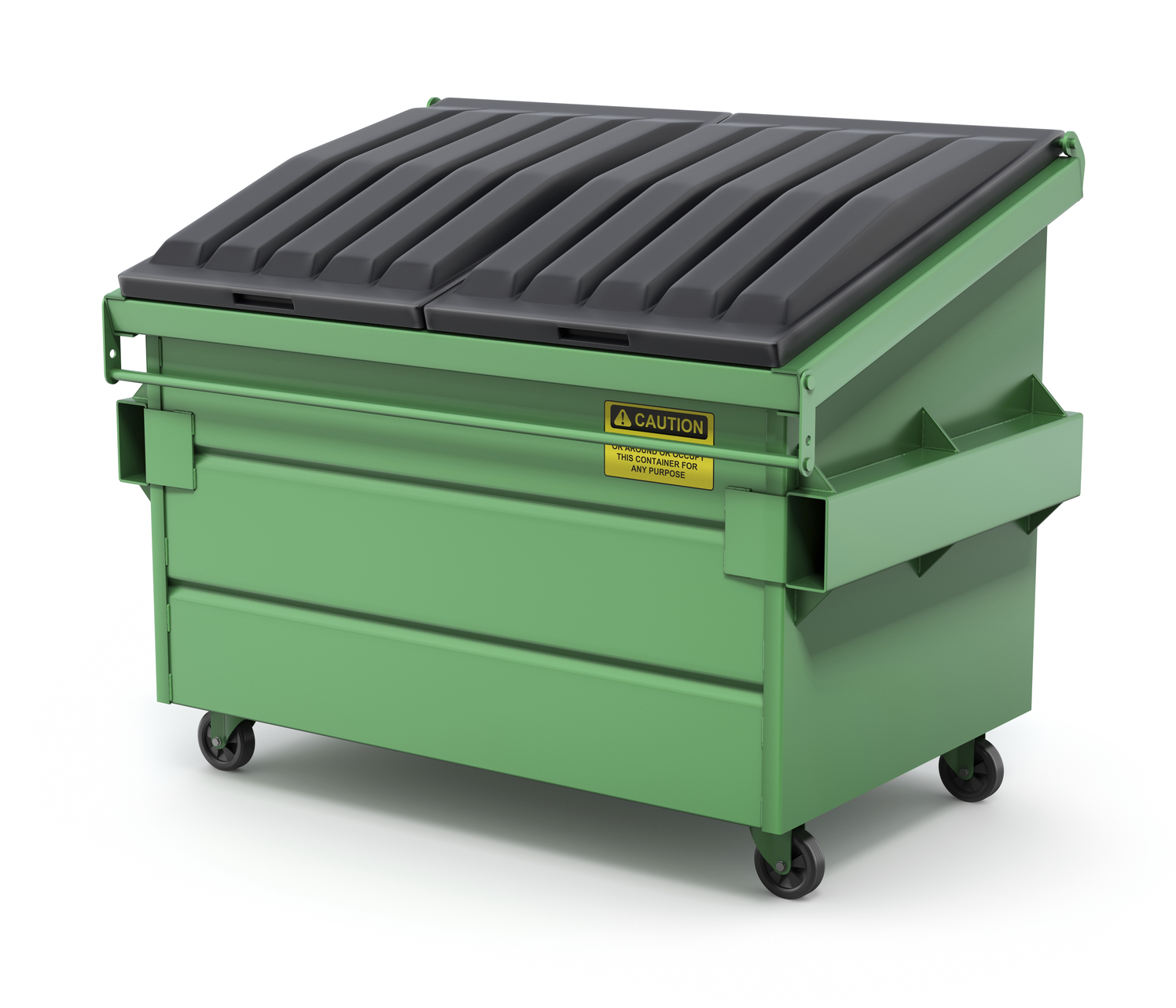 Small Residential And Waste Management Dumpster Rental